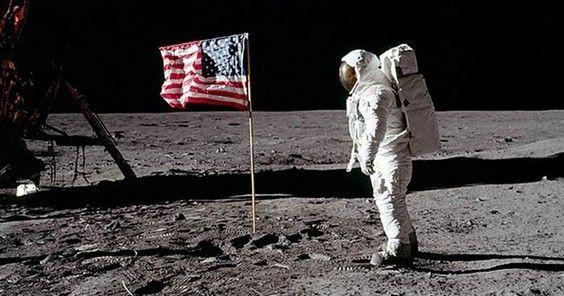 """""""Pourquoi Trump veut retourner sur la Lune ?"""""""