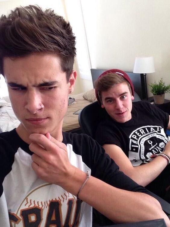 Kian & Connor.