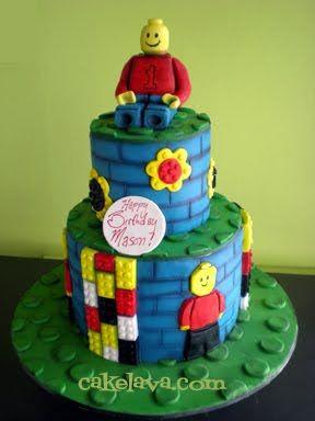 LEGO Cake: