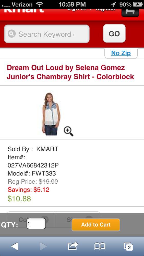 Selena Gomez Dream Out Loud