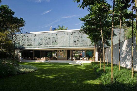 A.B. House by Andrade Morettin Arquitetos Associados 11