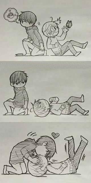 Takano x Onodera, *_*: