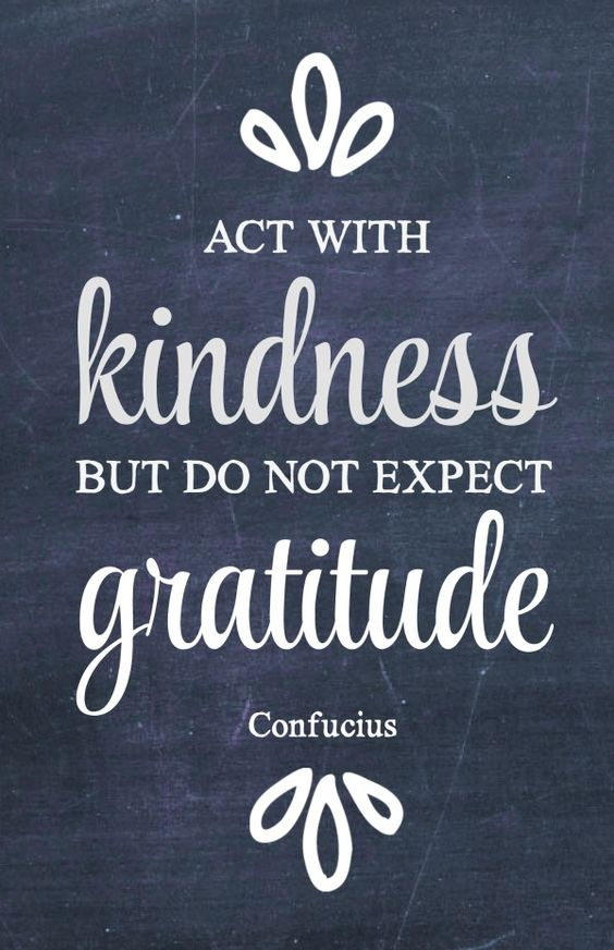 100 Days of Kindness: Random Acts of Kindness Ideas 41-60 | Confucius quotes: