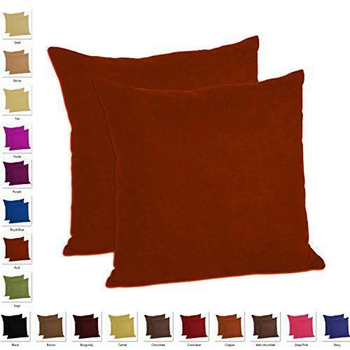 Gary S.Shop Swans Home Decor Pillow Case 18 x 18 Inch