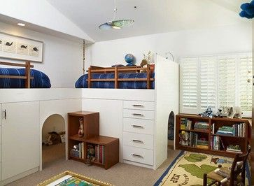 Kids Photos Girls' Rooms Bunk Beds Design, Pictures, Remodel, Decor and Ideas - page 10