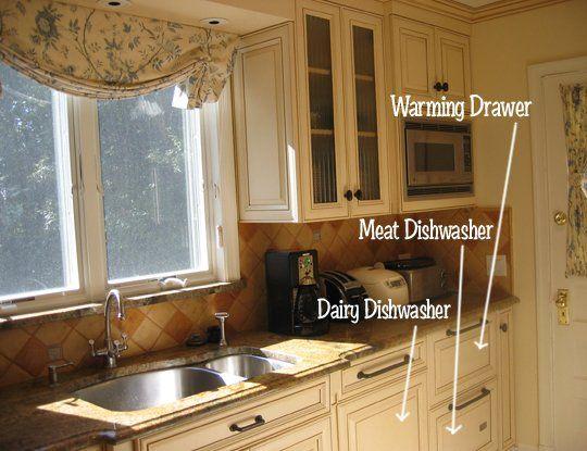 Creating A Kosher Kitchen | Kitchens, Kitchen Design And Pantry Storage