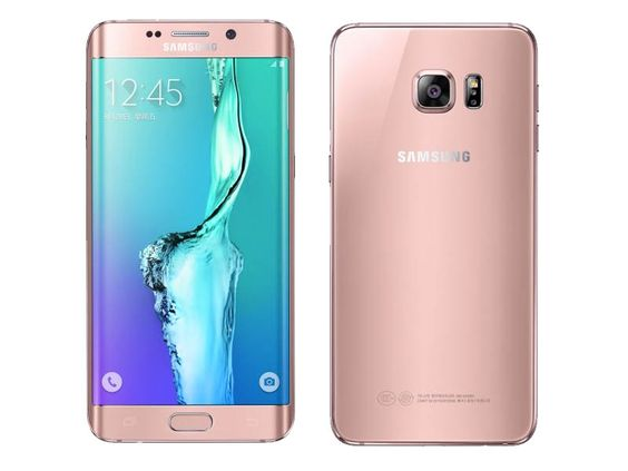 Samsung Releases Pink Gold Galaxy S6 Edge Plus in China