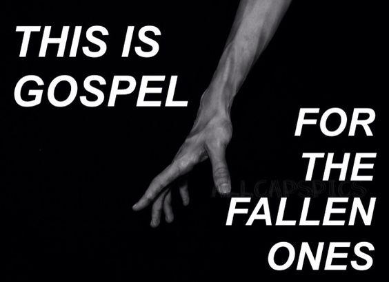this is gospel // p!atd - ̗̀  ❉↠☾Pinterest// A l l y s s a J o n e s ☹ ☾↞❂