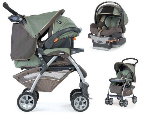 Baby Trend Tri-Flex Travel System - Catalina Ice | Travel, Babies ...