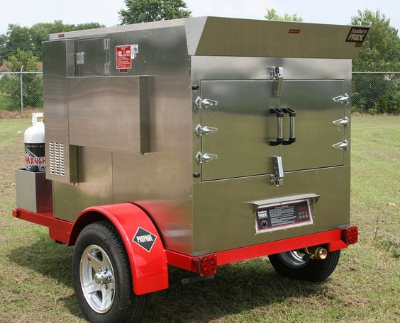 How To Start Your Own BBQ Concession Business