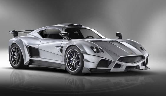 The most powerful car to ever come out of Italy, the 1,000-horsepower Mazzanti Evantra Millecavalli, made its world debut today. The covers came off at the 2016 Turin Auto Show where Mazzanti confirmed production will total just 25 units. Mazzanti may not be as widely recognized as Ferrari...