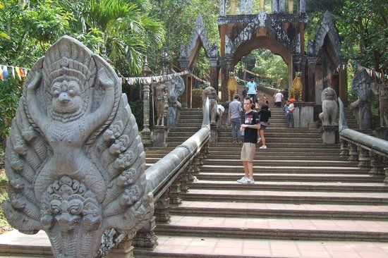 Phnom Kulen National Park, Siem Reap Province