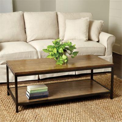 Durham Rectangular Coffee Table Ballard Designs Coffee Table Coffee Table Wood Wood Coffee Table Design
