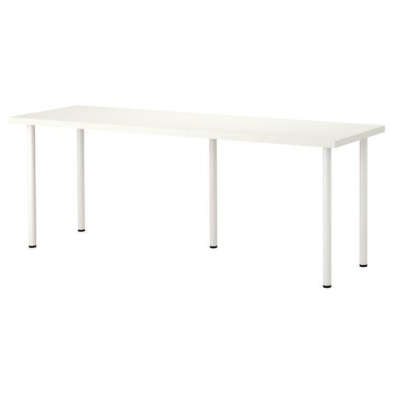 """VIKA AMON/VIKA ADILS Table - IKEA (78"""")"""