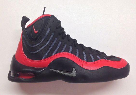 0385398e5912 ... Nike Air Bakin - Tim Hardaway Kicks I Want Pinterest Nike air