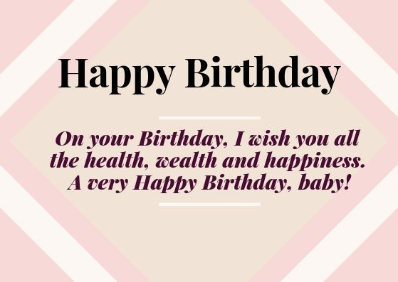 10 Cute Long Distance Birthday Wishes Birthday Wishes For