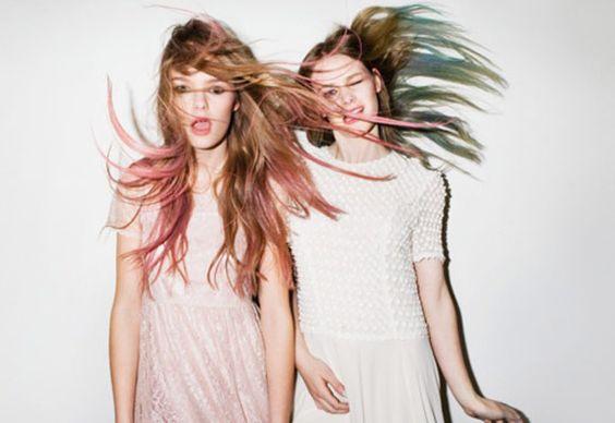 Tendência: cabelos em cores candy! - SOS Cabelos - CAPRICHO