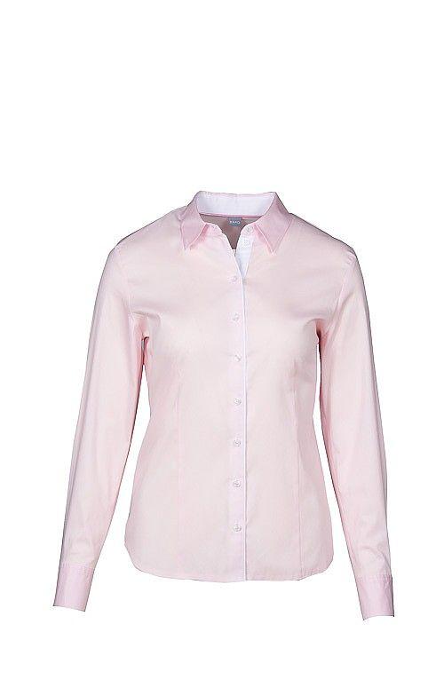 Contrast Placket Oxford Shirt | Blouses & Shirts | House Of Bruar