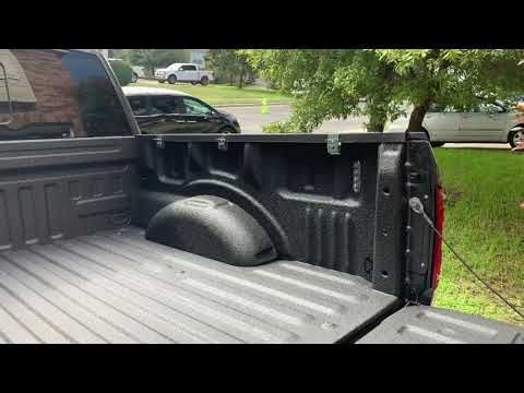 Customer Install And Review Peragon Truck Bed Cover Youtube Truck Bed Covers Truck Bed Bed Covers