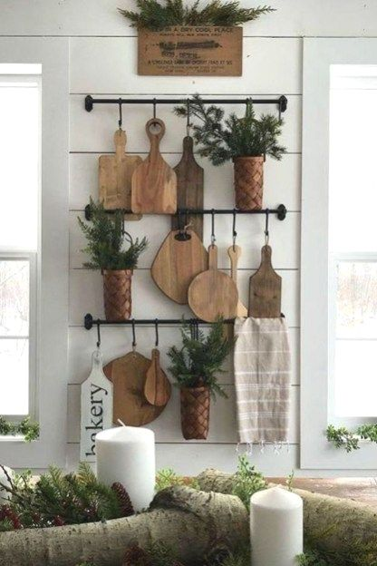 Kitchen Decor Menu Board And Pics Of Island Ideas Pinterest Farmhouse Wall Rustic