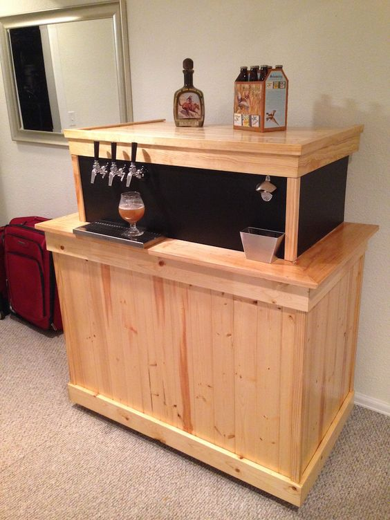 how to build a keezer