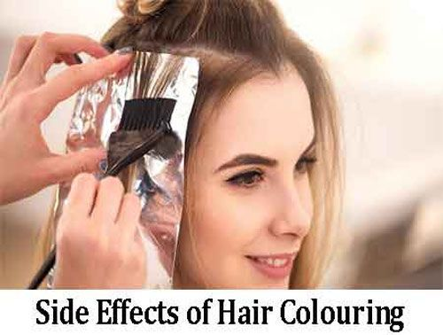 Side Effects Of Hair Colouring In 2020 Hair Color Hair Hair Care