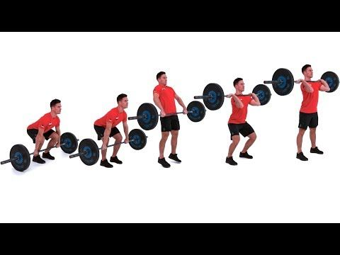 The Power Clean Youtube In 2020 Power Clean Workout Power Clean Crossfit Power Clean
