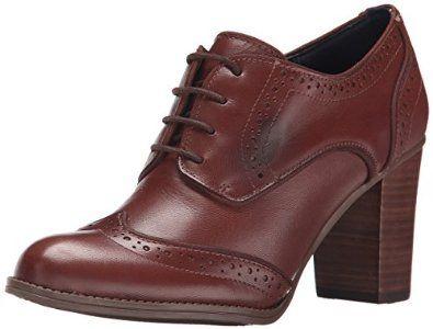 Amazon.com: Tommy Hilfiger Women's Fabiole Oxford: Shoes