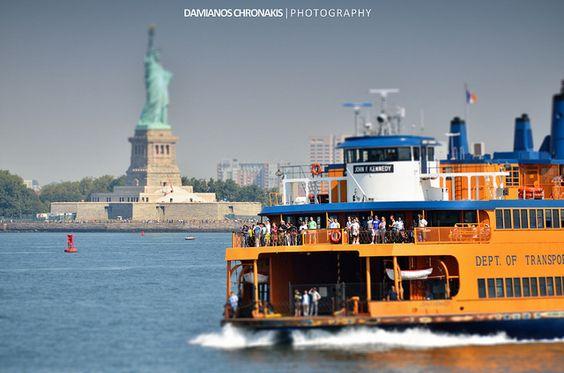 Miniature ferry! by danichro, via Flickr