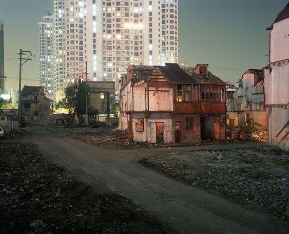 Los fantasmas de la vieja ciudad de Shanghai