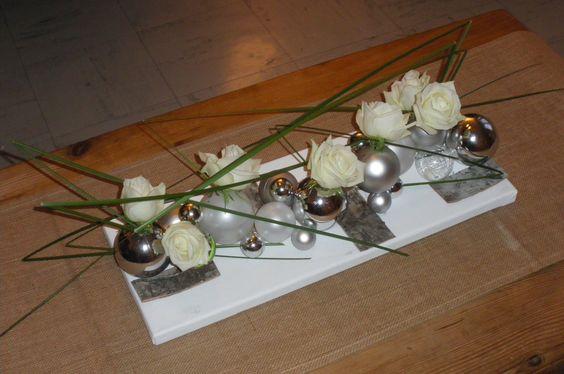 tutoriel centre de table design art floral. Black Bedroom Furniture Sets. Home Design Ideas