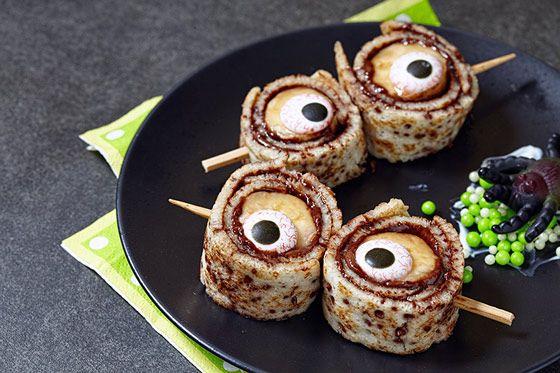 Schaurige Halloween Rezepte Fur Eine Monsterparty Halloween Rezepte Halloween Essen Rezepte Kinderparty Essen