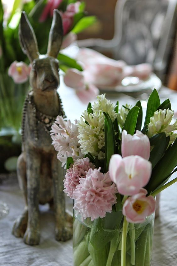 Romancing the Home: Easter Day Festivities: