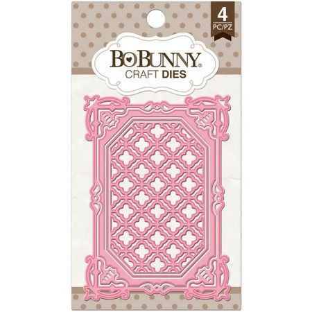 Bo-Bunny Dies - Lattice Frame: