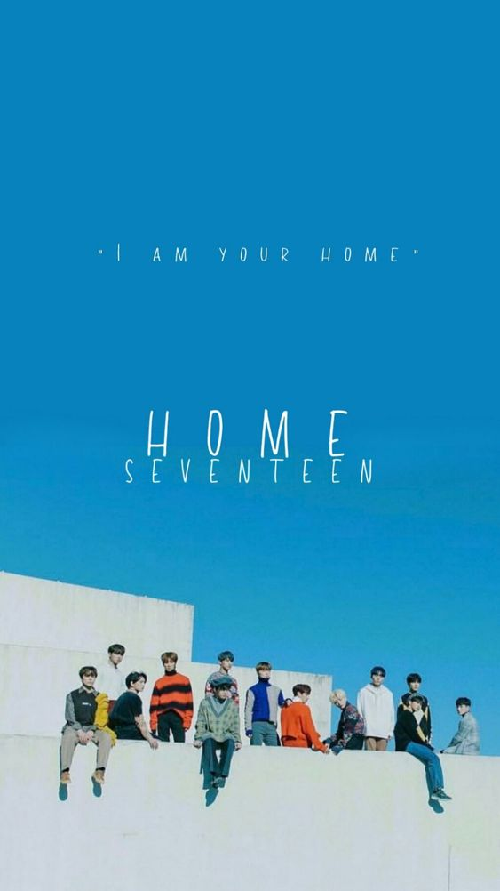[wallpaper] #SEVENTEEN #Home #YOU_MADE_MY_DAWN WALLPAPER