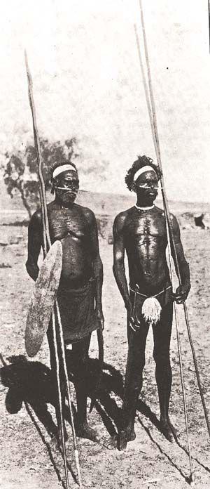 "Kimberly Aboriginal History ""Kimberley Tribesmen"": Copyright 'The History of the North West of Australia', Edited by JAS. S. Battye, 1915. #HCFpost"