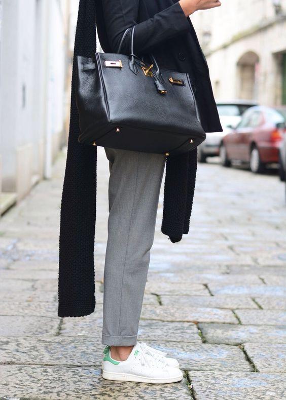 Offrez-vous un style Parisian girl avec notre collection de sacs Hermès sur Leasy Luxe www.leasyluxe.com #chic #street #leasyluxe