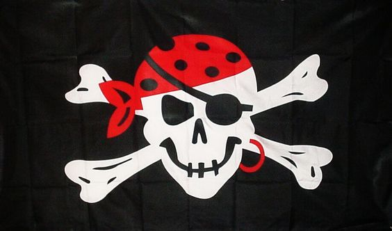 Pirates Pirate Flags And An Eye On Pinterest