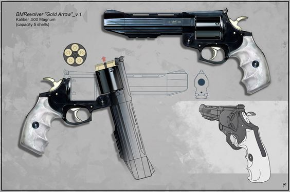 Weapon Concept Art Timur Mutsaev | Weapons (old & modern ...