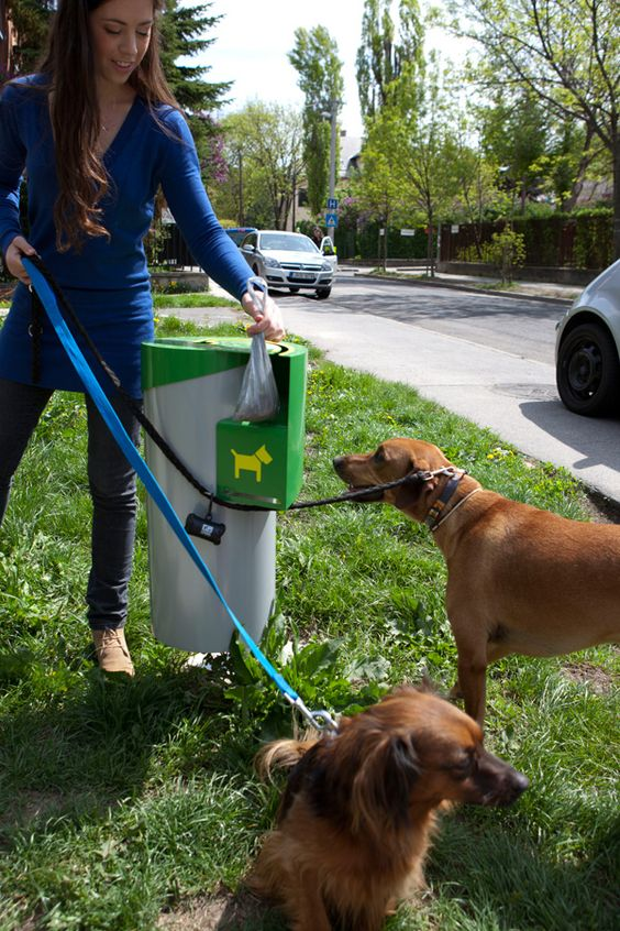 Dog Poop Container For Walks