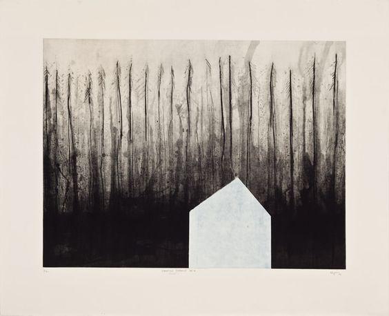 Chronique d'automne 6 - Marc Séguin - Galerie Simon Blais - 5420, boul. St-Laurent, Montréal