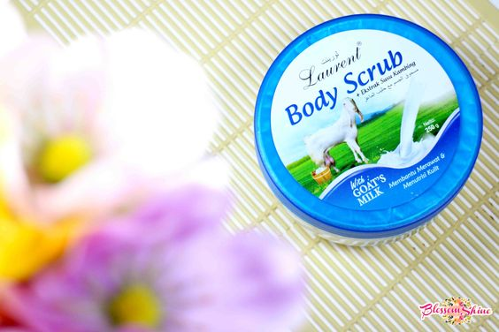 Laurent Body Scrub