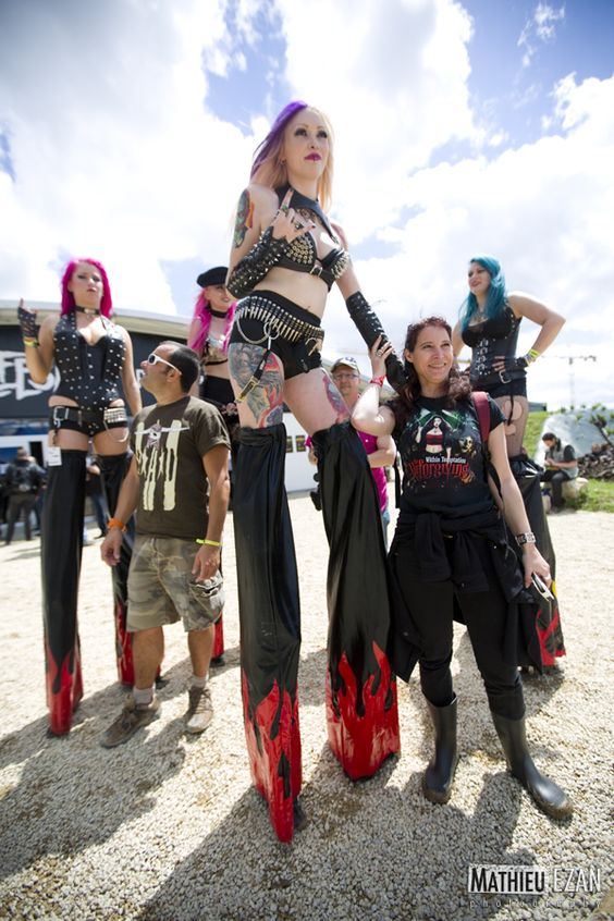 Hellfest 2012 by Mathieu Ezan (Metalorgie)