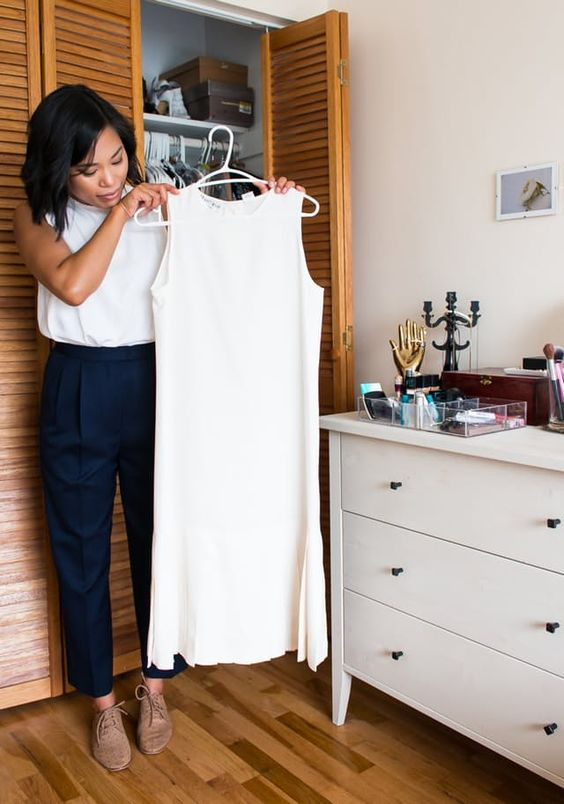 Wardrobe Advice from a Fashion Stylist and a Peek at Her Vancouver Home | Apartment Therapy