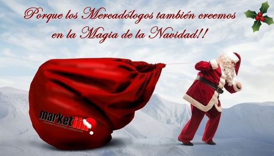 #NavidadMarketiin