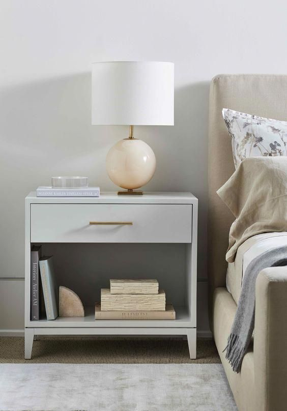 The Best Of Luxury Nightstands And Bedside Tables In A Selection