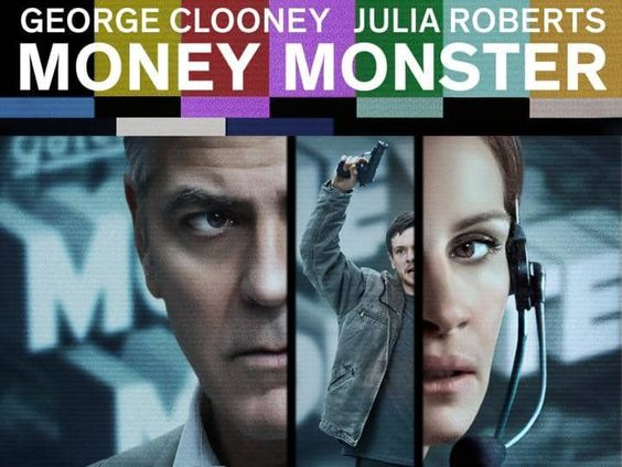 Money Monster for Rent, & Other New Releases on DVD at Redbox