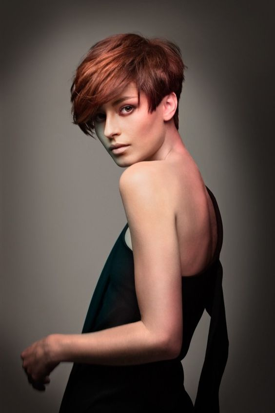 Love this cut and style.