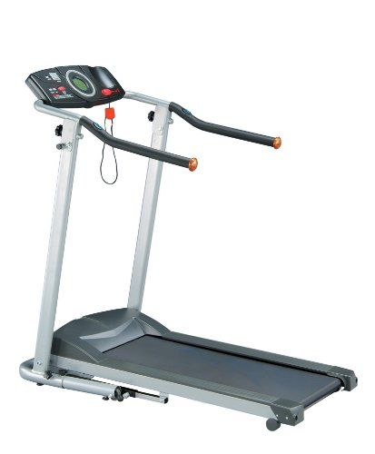 http://pins.getfit2gethealthy.com/pinnable-post/exerpeutic-fitness-walking-electric-treadmill/ The Exerpeutic Fitness Walking Electric Treadmill is designed specifically for safety and a weight capacity of up to 350lbs. Its belt speed ranges from .4 to 4mph for easy and higher speed fitness walking. Extra long safety handles provide walking security and balance at any speed. The heavy duty steel frame is reinforced to provide low impact walking, ...Click image for more info..