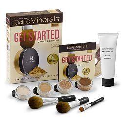 Bare Escentuals Bare Minerals Starter Kit  LOOOOVVVVE THIS STUFF!!!! ~aNg